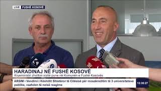 RTK3 Drejtpërdrejt - Haradinaj në Fushë Kosovë 18.07.2019