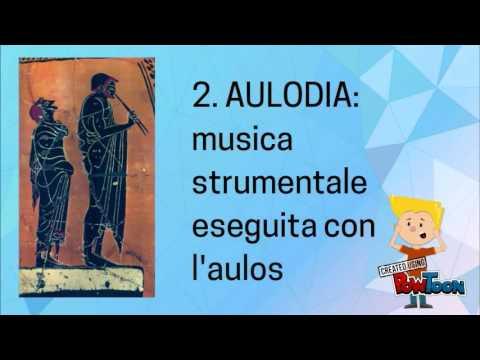 La musica nell'antica Grecia
