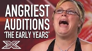 Video Angriest Acts: X Factor UK 'The Early Years' MP3, 3GP, MP4, WEBM, AVI, FLV Desember 2018
