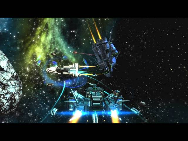 Galactic Phantasy Prelude (Android) Official Trailer
