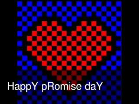 Happy Promise Day - Video