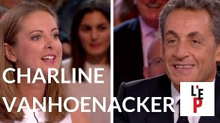 Video L'Emission politique : Charline Vanhoenacker face à Nicolas Sarkozy le 15 septembre 2016 (France 2) MP3, 3GP, MP4, WEBM, AVI, FLV September 2017