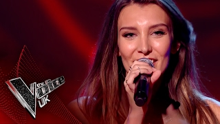 Lucy Kane 'Will You Still Love Me Tomorrow?': The Voice UK 2017