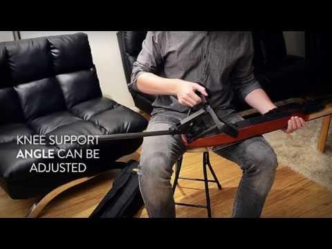 Video - Eliton C.TON Travel Cello | EC500