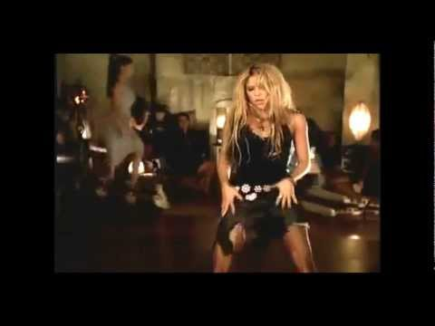 Los mejores movimientos de Shakira (Hot &amp; Sexy)