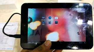 Alcatel One Touch Tab 7 HD Hands on  / Review