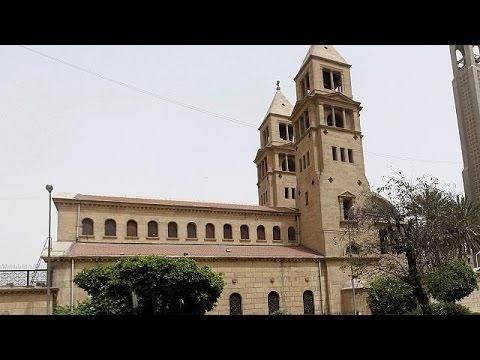 Δεκάδες νεκροί από έκρηξη σε εκκλησία κοπτών στο Κάιρο