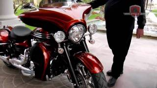 5. All new Yamaha Star Stratoliner  Deluxe
