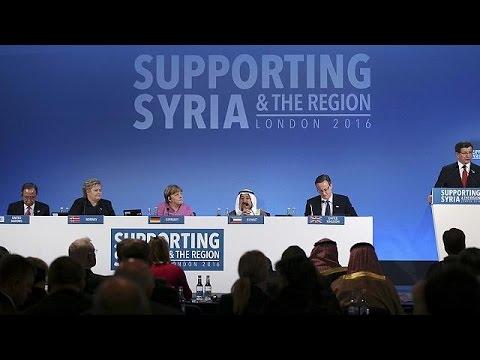 Διάσκεψη Δωρητών: Πάνω από 10 δις δολάρια για την Συρία