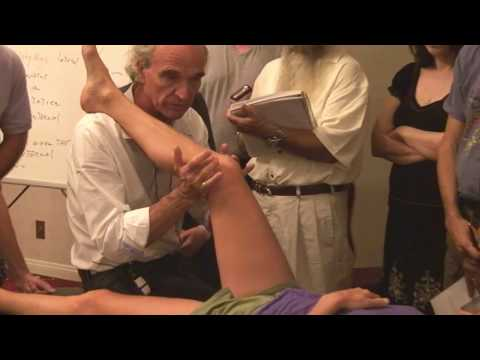 osteopathy - Integrative Medicine video emphasizing fascial manipulation with French Osteopath and Visceral Manipulation Innovator Jean-Pierre Barral D.O.. Drawing from h...