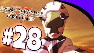 Sword Art Online: Fatal Bullet Episode 28 NO ONE IS SAFE!