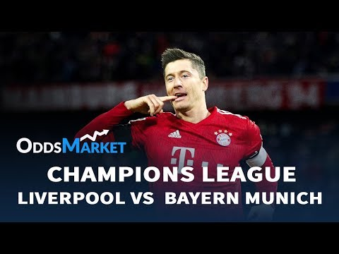 Liverpool Vs Bayern Munich | Champions League Football Match Predictions | 19/02/19