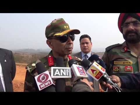 India-Bangladesh conduct joint military exercise focusing on counter-terrorism