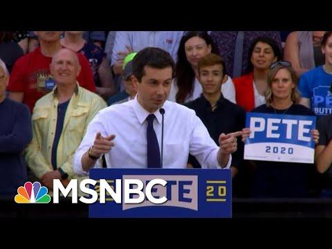 How Mayor Pete Buttigieg And President Donald Trump Handle Protesters | Morning Joe | MSNBC