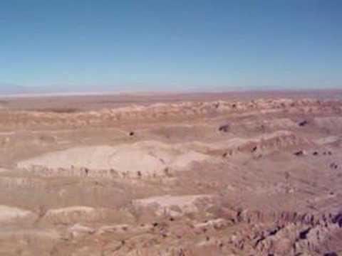 Valle de la Muerte - San Pedro de Atacama, Chile