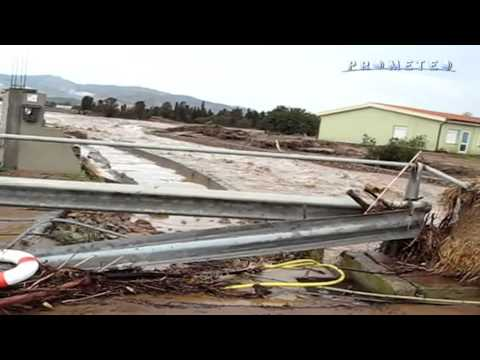 SARDEGNA, l'alluvione del Novembre 2013 [VIDEO]