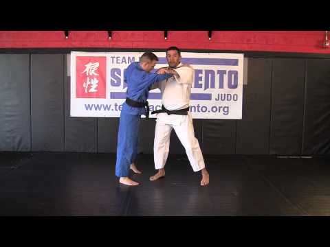 Video of Judo Throws Vol. 1