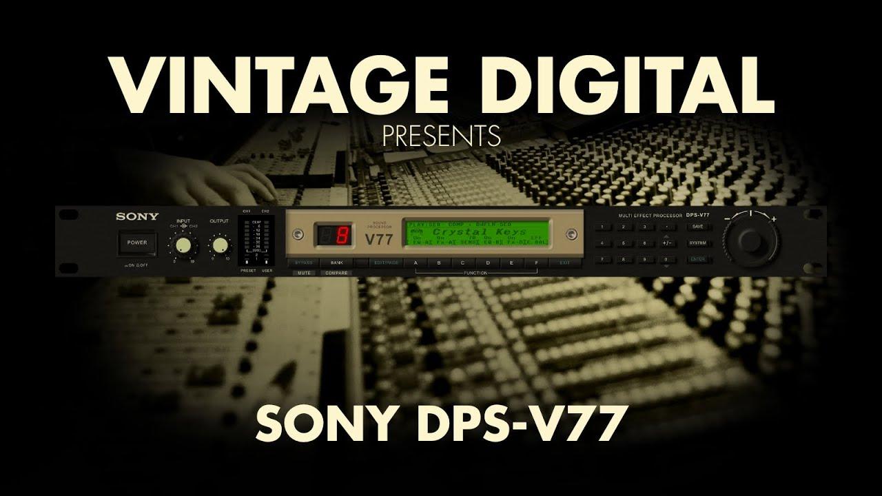 Vintage Digital Videos 8