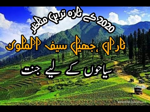 Travel Guide|| Naran || Tourism In KPK || Youngest Host Traveling Naran