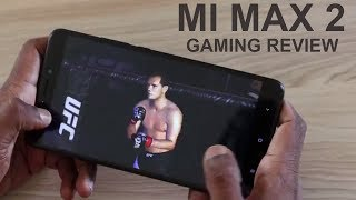 """6.44"""" display + dual stereo speakers , Mi Max 2 sounds good for gaming right? Let's check it out in this Mi Max 2 gaming review."""