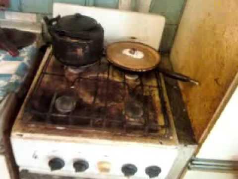 Кухонный интерьер с времён СССР (видео)