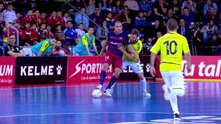 Video FC Bacerlona Lassa vs Movistar Inter Jornada 22 MP3, 3GP, MP4, WEBM, AVI, FLV Mei 2019