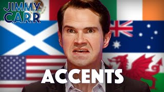 Jimmy's Best Accents! | Jimmy Carr