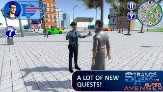 Strange Hero vs Super Avenger Game is a story regarding 2 superheroes, whose confrontation goes back an extended time. None of them goes to let the opposite aspect to win. However someday their town was attacked. And currently they ought to decide what's a lot of vital - their creed or fate of the town.Google Play link: https://play.google.com/store/apps/details?id=com.funactionapps.SHVSA==========================================► SUBSCRIBE HERE:- https://goo.gl/dkAxut===========================================► FOLLOW ME ON TWITTER:- goo.gl/edgv25► LIKE US ON FACEBOOK:- goo.gl/IPs2wI► CONNECT US ON GOOGLE+:- goo.gl/MuKW3B============================================In Strange Hero vs Super Avenger Gameplay help police to chase and catch criminals with no intention to surrender. Deal with terrorists and rescue hostages. Stop an invasion by troubled against the full army of invaders alone. Join alongside your rival. Solely a true team of superheroes is ready to win this war.Strange Hero vs Super Avenger game is Character-driven quests can allow you to bring your expertise to future level.  Journey through an exciting plot line, wherever you must simply follow clues to finish all quests and prepare your character for the ultimate battle. Explore dynamic quest maps and have interaction in a very healthy dose of action-packed fighting. Improve your character's offense and defense by finishing thrilling missions.Please Rate, Share and Comment too, really want to entertain all of you, so tell me what you want!Thank you guys for watching - DroidGameplaysTV
