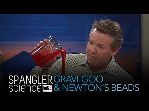 Gravi-Goo und Newton  's Beads