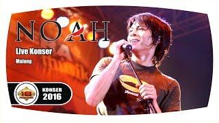 KONSER ~ NOAH | PEECAHHH ..!!!KALIAN LUAR BIASAAA ... @Live Malang 30 Maret 2016