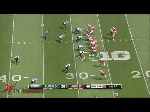 Taylor Decker vs Buffalo 2013 video.
