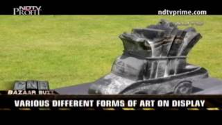 NDTV PRIME feature Cartist Automobile Art Festival |20-04-2017