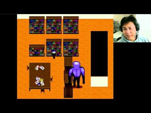 Let's Play Ao Oni 3.0 Part 3 - It's your birthday Hiroshi!