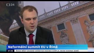 Neformální summit EU v Římě
