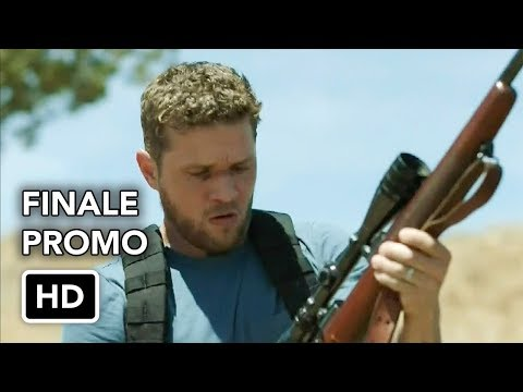 """Shooter 3x13 Promo """"Red Light"""" (HD) Series Finale"""