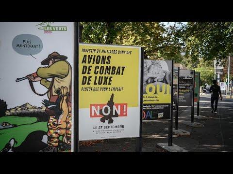 Ελβετία: Κρίσιμο δημοψήφισμα για τις σχέσεις με την ΕΕ