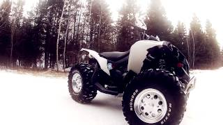 6. 2011 Renegade 800r - Walk around !