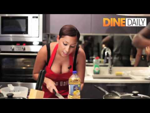 Dine Daily – EP. 2 – Lethal Bizzle & Charlie Sloth Vs J2K & Tania Foster