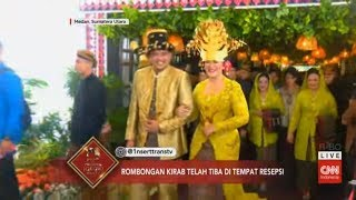 Video Full - Kirab dan Resepsi Kahiyang-Bobby di Medan: Presiden Jokowi Mantu MP3, 3GP, MP4, WEBM, AVI, FLV Juni 2018