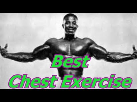 The Best Chest Exercise – Bodybuilding Tips To Get Big