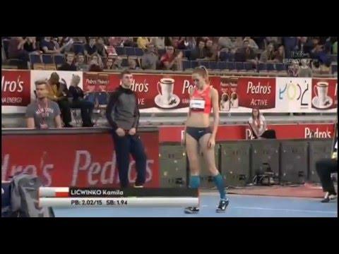 Kamila Licwinko 194 (Pedro's Cup 2016 05.02.2106 Lodz)