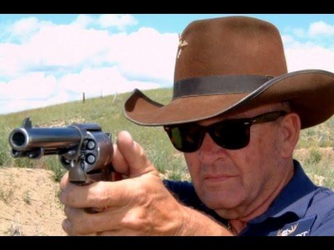 Fastest Gunslinger Ever – Bob Munden