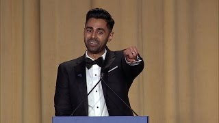 Nonton Comedian Hasan Minhaj takes up the stage at the White House Correspondents Dinner Film Subtitle Indonesia Streaming Movie Download