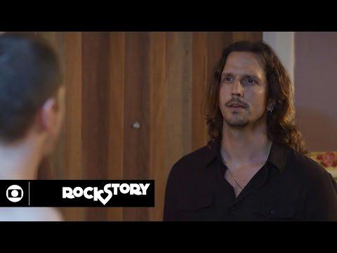 Rock Story: capítulo 138 da novela, quarta, 19 de abril, na Globo