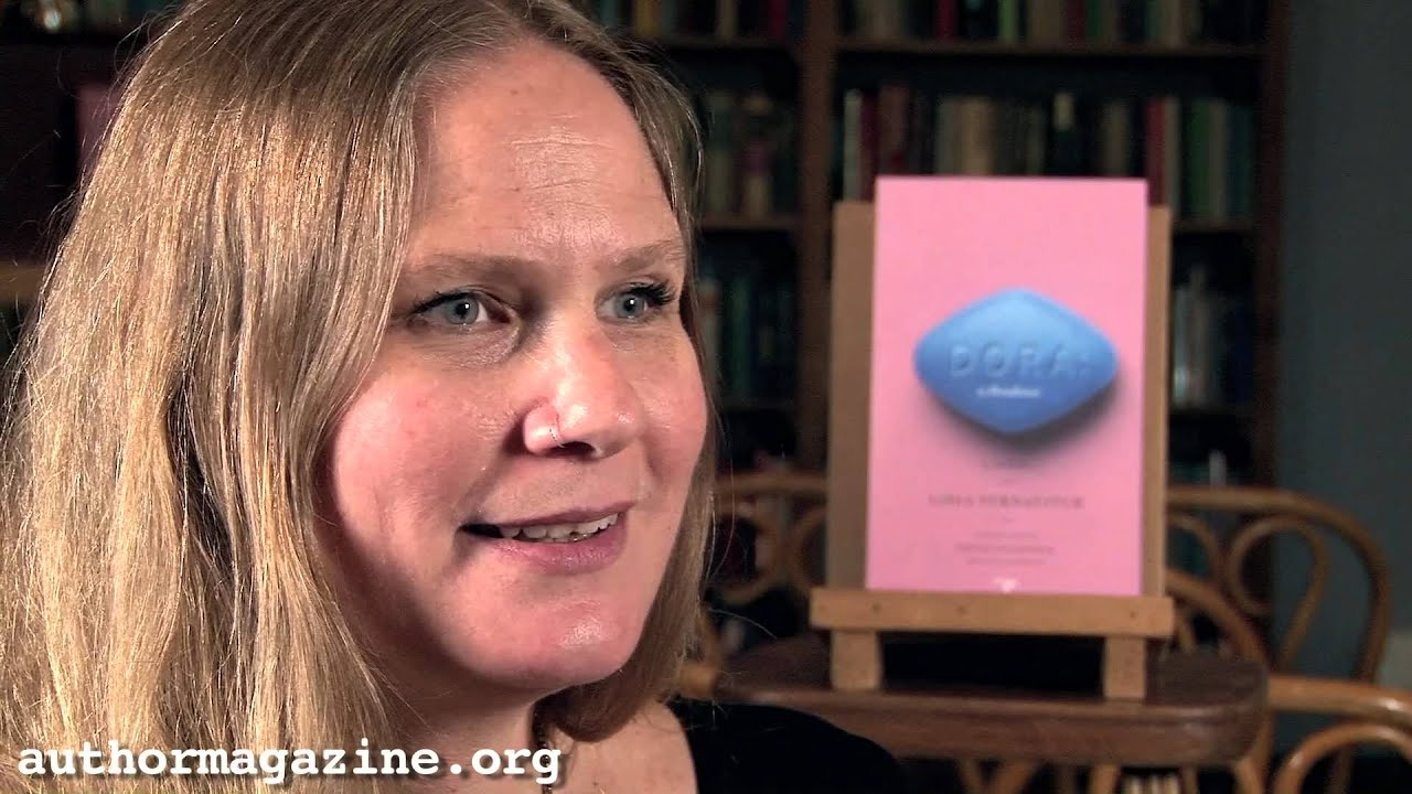 Lidia Yuknavitch Interviewed About Dora: A Headcase