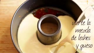 Cómo hacer flan napolitano