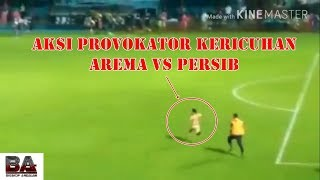 Video Inilah Aksi Provokator di Kericuhan Laga Arema vs Persib MP3, 3GP, MP4, WEBM, AVI, FLV April 2018
