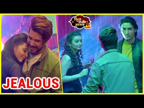 Diya And Abhay ROMANTIC Dance | Ratan JEALOUS | Ri