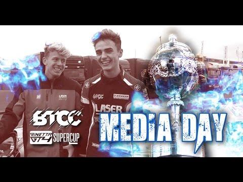 BTCC Media Day 2017