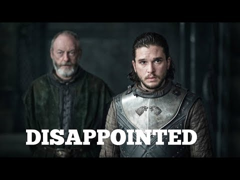 Game Of Thrones Season 7  SUCKS!!! (COMPARED TO OTHER SEASONS)